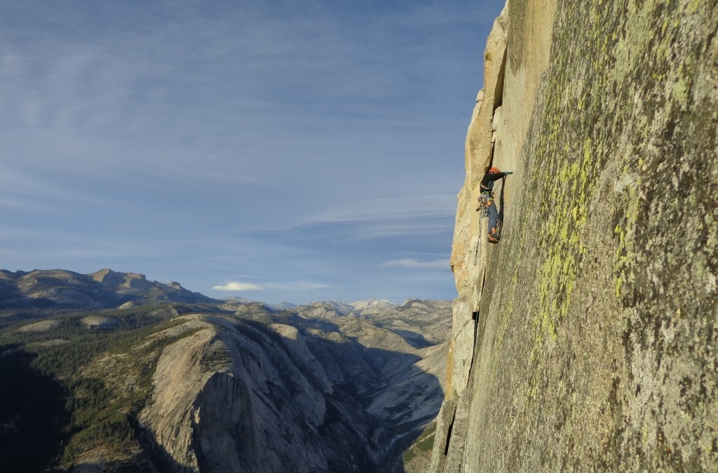 Thank God Ledge - Yosemite
